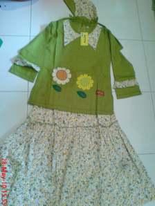 baju muslim anak perempuan 032010