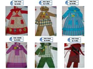 baju muslim anak pr
